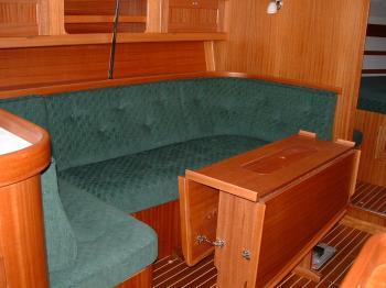 Saloon comfort