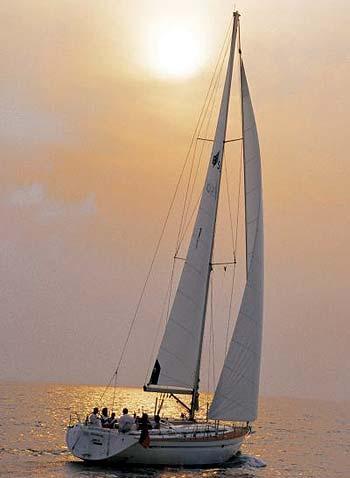 Bareboat Sailing Yacht