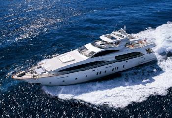 Azimut 116 Yacht Charter
