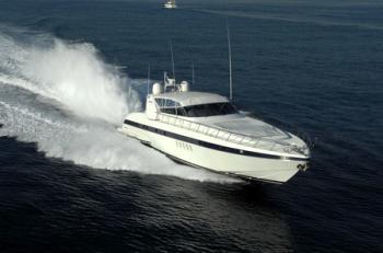 Mangusta 80 Yacht Charter