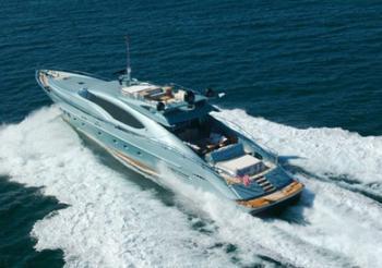 Palmer Johnson 120 Yacht Charter