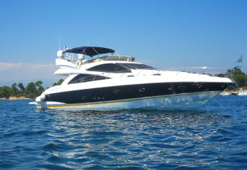 Sunseeker Manhattan 66 - M/Y JAGETTE V