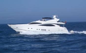 Sunseeker 94 Yacht Charter