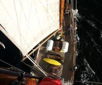 Spirit of Fairbridge from aloft