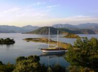 Around the Gocek Islands with East Meets West
