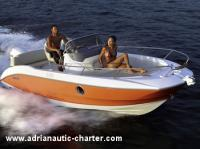 Sessa 20 Key Largo (Blue Lagoon) Adria Nautic Charter