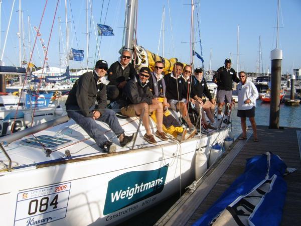 Team Sailing Events