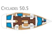 Pacific Star layout