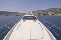 Azimut yacht charter France