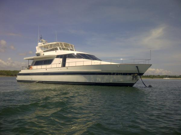 Bali Private Yacht Charter
