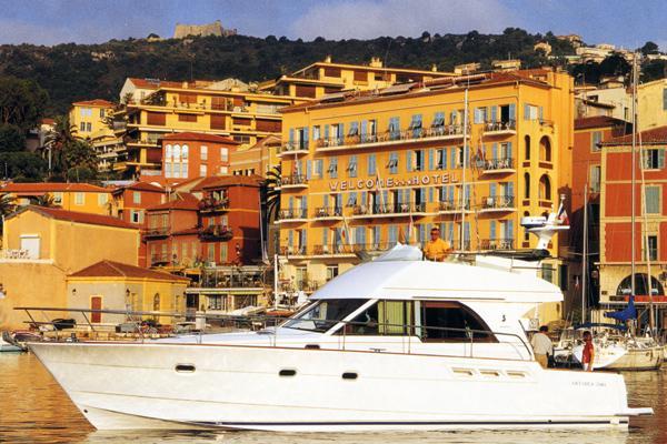 Similar Boat in French Port