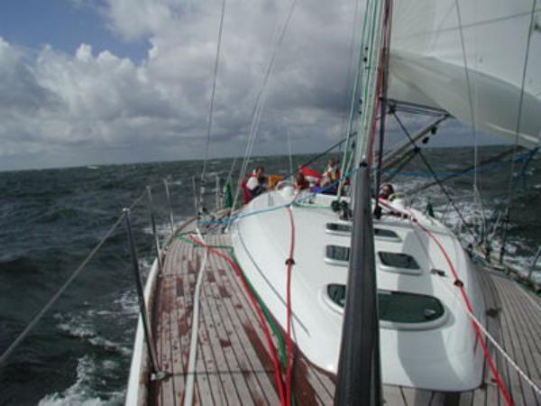Kumatage at sea 2