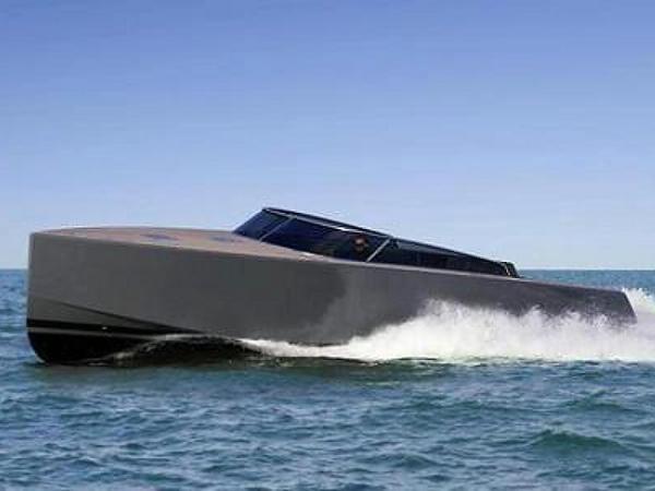 Van Dutch 40 yacht for rent