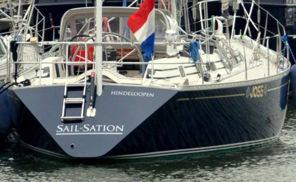 Swan 42 Sail Sation