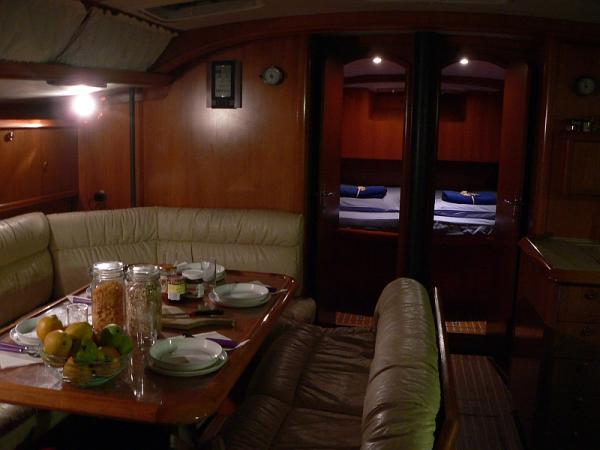 Cabin Charter - Dodecanese area