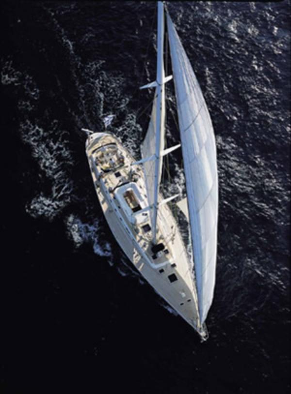 Crewed Sailing Yacht