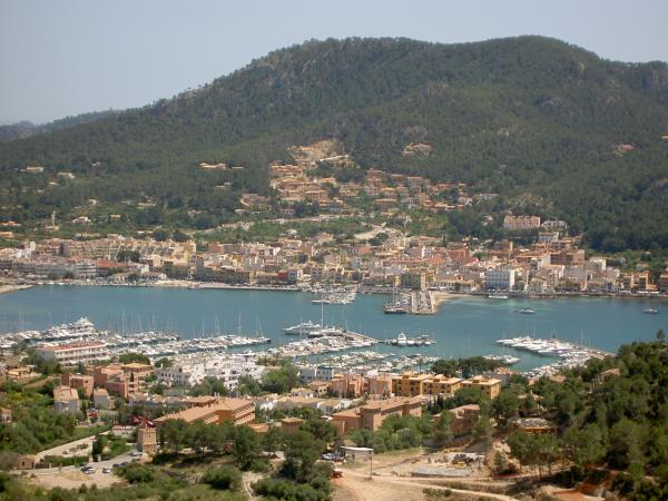 Andraitx harbour