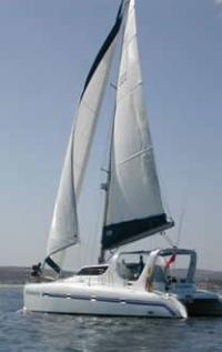 Dean 440 Espace under sail - Ocean Nomads