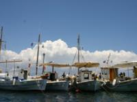 Fishing Boats Spetses - Ocean Nomads
