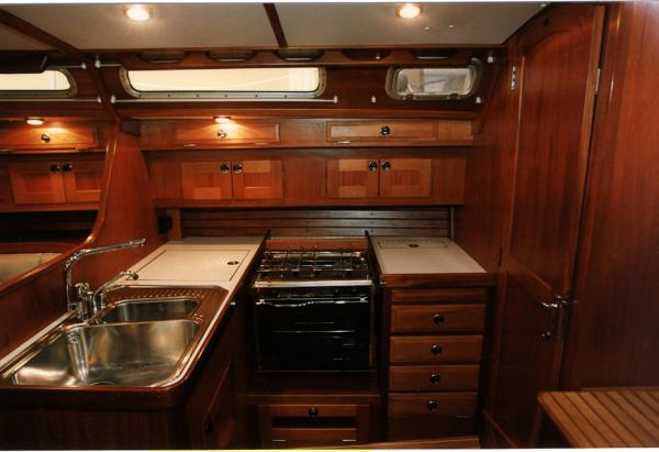 Excel 400 Classic Galley