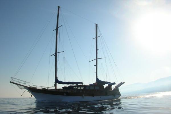 route to Corsica