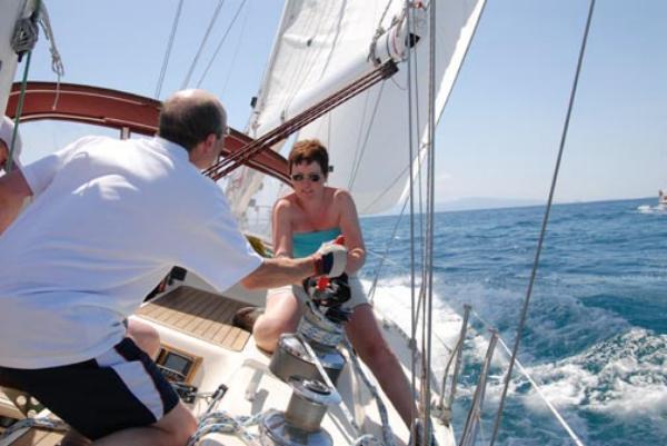 Crew Sailing