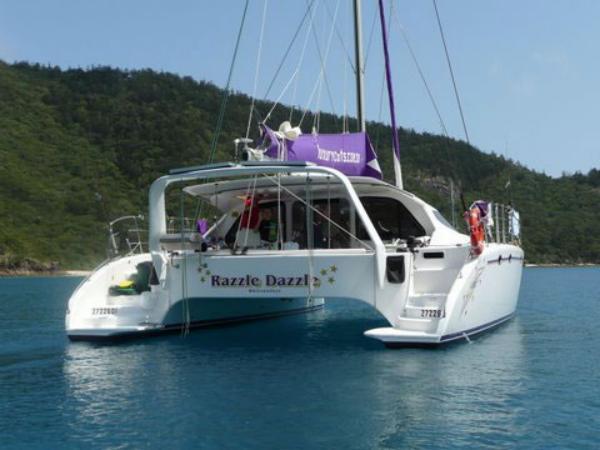 Whitsunday Luxury Catamarans Yacht Charter Guide