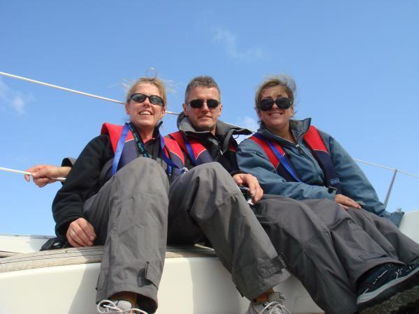Yacht Racing Crew
