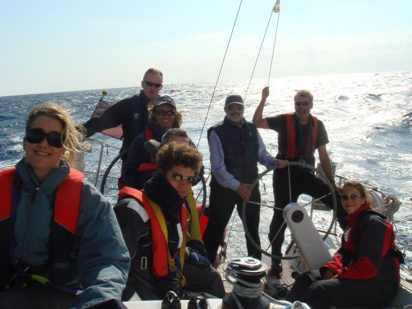 Yacht Race Training Gibraltar