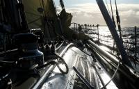 Twighlight aboard Alba Endeavour