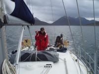 Happy Yachtmaster Candidate