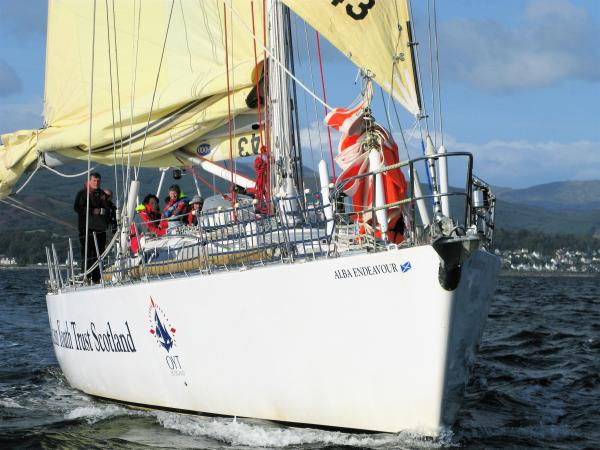 ex-BT Global Challenge Yacht