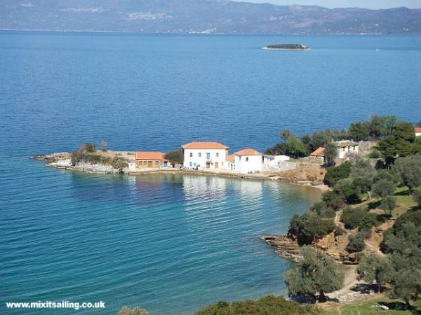 Pagasitikos Gulf, nr Volos, Greece