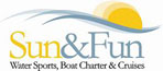 Sun & Fun Water Sports and Yacht Charters