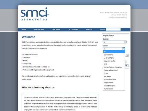 SMCI Associates Homepage